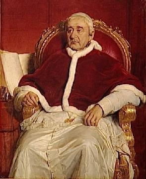 Ritratto di Papa Gregorio XVI