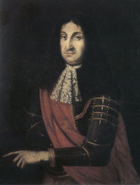 Ritratto di Alessandro II Pico. Mirandola, Museo Civico.