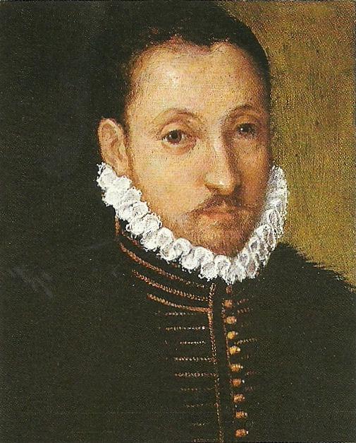 Ritratto di Ferrante Gonzaga. Innsbruck, collezione del castello di Ambras.