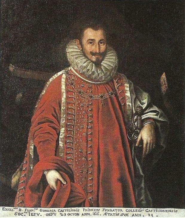 Ritratto di Francesco Gonzaga. Mantova, Palazzo Ducale.