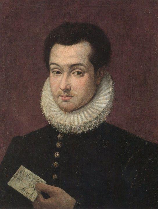 Ritratto di Galeotto III Pico. Mirandola, Museo Civico.