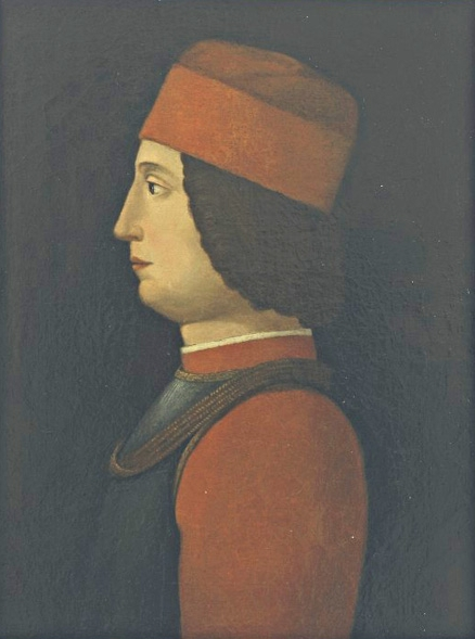 Ritratto di Gianfrancesco II Pico