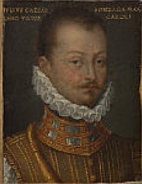 Ritratto di Giulio Cesare Gonzaga