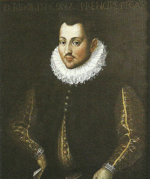 Ritratto di Rodolfo Gonzaga. Castiglione delle Stiviere, Collegio delle Vergini di Gesù.