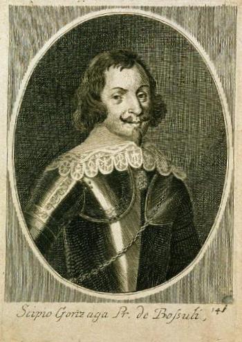 Ritratto di Scipione Gonzaga