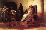 Stefano VII processa Formoso - Sinodo del cadavere