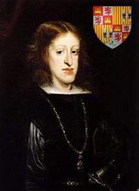 Carlo II (1665 - 1700)