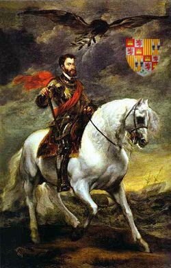 Carlo V (1516 - 1556)