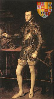 Filippo II (1556 - 1598)