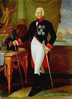 Ferdinando III di Borbone (1759 - 1816)