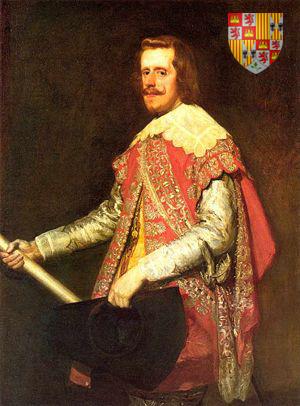 Filippo IV (1621 - 1665)