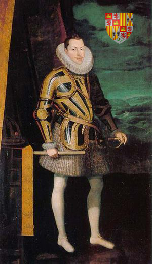 Filippo III (1598 - 1621)