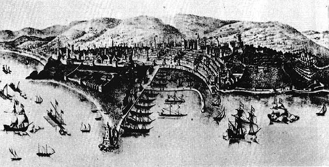 Savona nel 1500