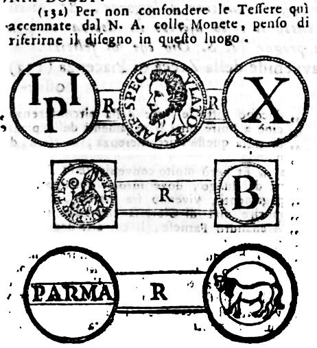 Tavole dell'Affò/Zanetti.