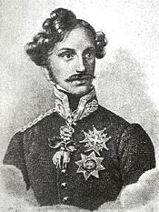 Ritratto di Carlo Ludovico di Borbone-Parma