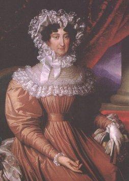 Ritratto di Maria Beatrice Ricciarda d'Este, copia di Adeodato Malatesta. Modena, Accademia Militare.