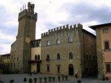 Il palazzo comunale di Arezzo