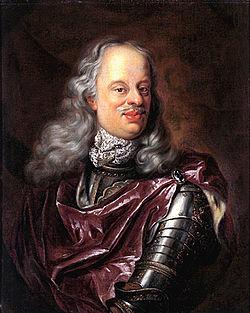 ritratto di Cosimo III de'Medici (Granduca di Toscana 1670-1723)