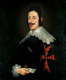 ritratto di Ferdinando II de'Medici (Granduca di Toscana 1621-1670)