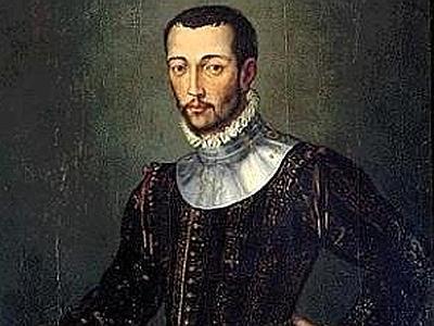 ritratto di Francesco I de'Medici (Granduca di Toscana 1574-1587)