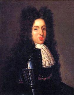 ritratto di Gian Gastone (Granduca di Toscana 1723-1737)