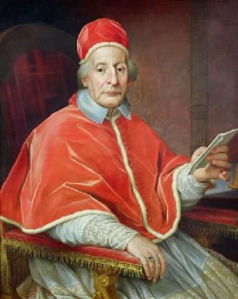 Clemente XII ritratto da Agostino Masucci
