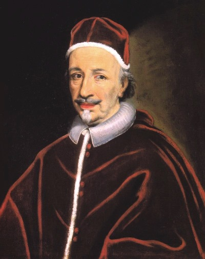 Ritratto di papa Innocenzo XII