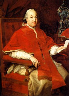 Ritratto di Pio VI (di Pompeo Girolamo Batoni, 1775 - 1776)