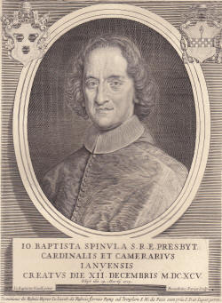 Card. Giovanni Battista Spinola (1646-1719)