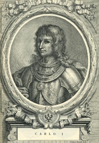 Carlo I  (il guerriero)