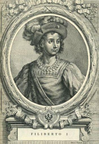 Filiberto I (il cacciatore)