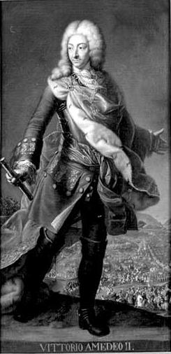 Vittorio Amedeo II primo re di Sardegna