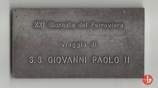 Città del Vaticano - FS Biglietto Speciale 1979