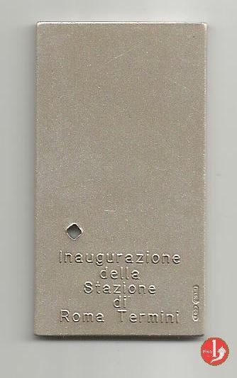 Roma - FS Biglietto Speciale Termini 2000