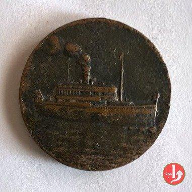 Trieste - Linea Austro Americana 1904