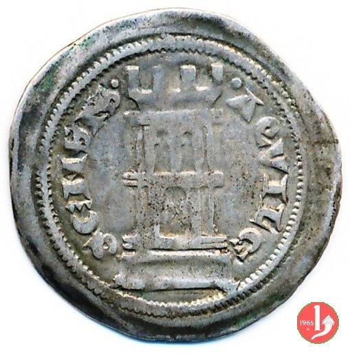 Denaro con torre 1273-1277 (Aquileia)