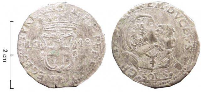 5 Soldi 1648 (Torino)