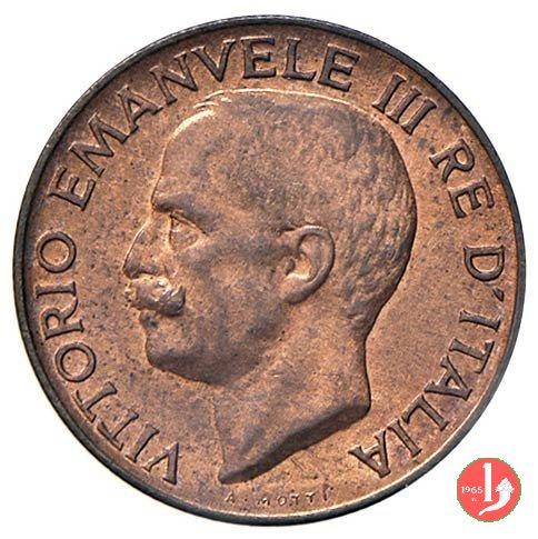 5 centesimi spiga 1937 (Roma)
