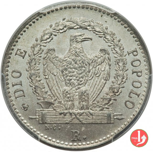 8 Baiocchi 1849 (Roma)