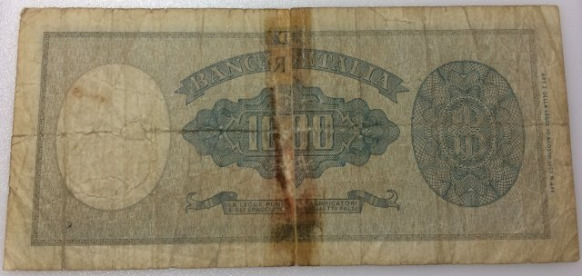 1.000 lire Busto d'Italia 1959
