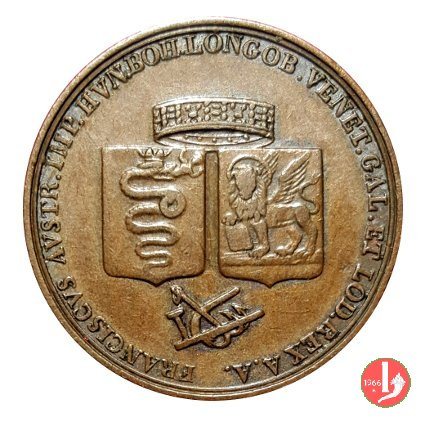 Medaglia dell'Incoronazione 1815 (Milano)