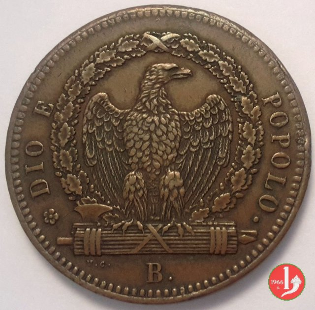 3 Baiocchi 1849 (Bologna)