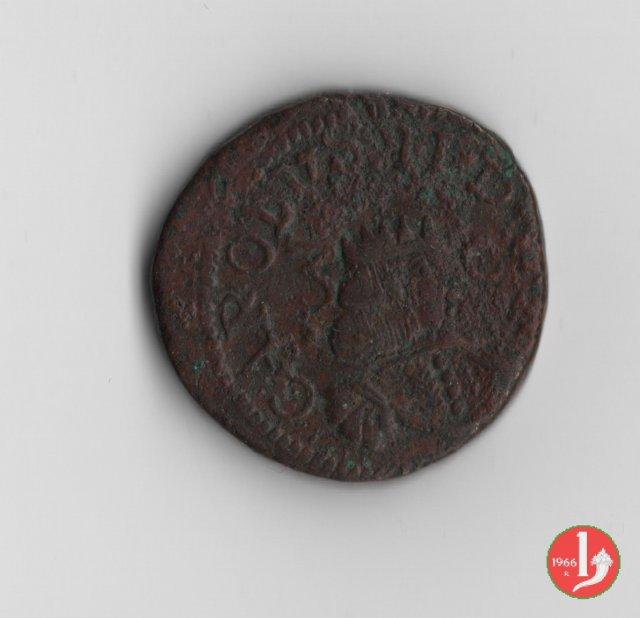 3 cagliaresi (2° tipo) 1670 (Cagliari)