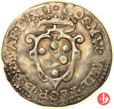 1/2 giulio II tipo 1562-1577 (Firenze)