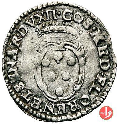 1/2 giulio 1557-1569 (Firenze)