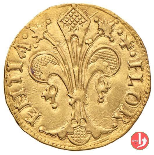 Fiorino d'oro largo XXVII serie (I semestre 1461 - II semestre 1473) 1461 (Firenze)