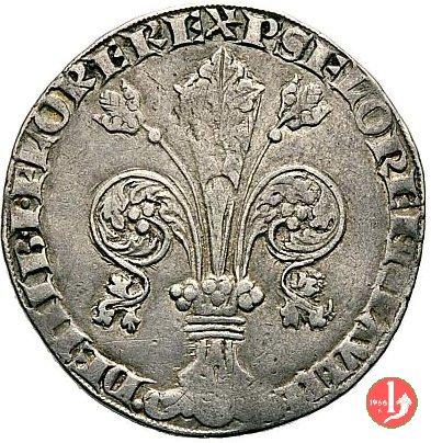 Guelfo da 5 soldi (I semestre 1347 - II semestre 1368) 1347 (Firenze)