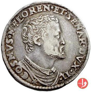 testone IV serie 1567 (Firenze)