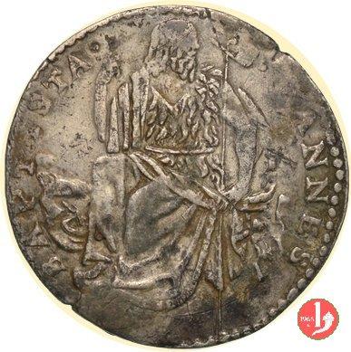 testone I serie (busto grande) 1557-1564 (Firenze)