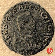 20 soldi con bussola 1617 (Guastalla)